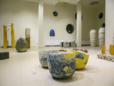 Keramikos ekspozicija