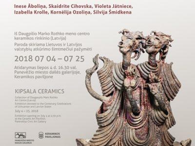 Kipsalos keramika-plakatas-sumaz