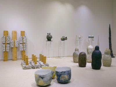 Keramikos paviljono ekspozicija